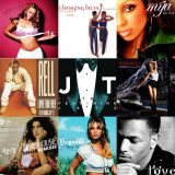The Old School RnB Anthem : 1996-2013 : Jay-Z Collaborations