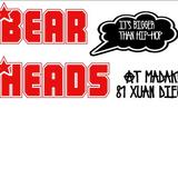 Mix #2 Bear Heads 6 @ Madake, Hanoi
