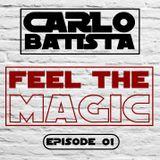 Carlo Batista - Feel the Magic