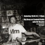 Dig Deep on Cowbell Radio #12 with Mr Mendel