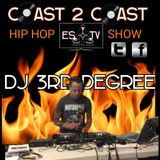 The Coast to Coast Hip Hop Mix Show Hour 1 from Show #24 of 2017
