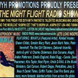 The Nightflight Radio Show from 28th  February 2014 with DJ McScotty aka Steve Perz