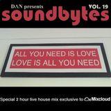 Soundbytes Vol. 19