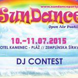 SunDance Festival 2015 DJ Contest @Motel Kamenec - Zemplínska Šírava 10-11/07/2015
