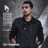 Beatfreak Radio Show by D-Formation #122 | Replicanth