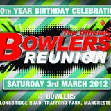 Paul Taylor & 2Funky2 PA Live @ Bowlers Reunion 20th Birthday (Music Is My Life Arena 1)