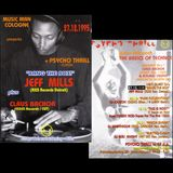 Jeff Mills @ 42dp Cologne, 27.12.1995 - A