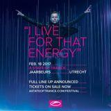 Armin van Buuren – Live @ A State OF Trance 800 Festival (Utrecht) Warm-Up Set – 18-FEB-2017