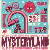 Mastiksoul - Live @ Mysteryland 2012, Chile (Dec 2012)