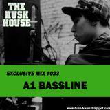 HH MIX #023 - A1 BASSLINE