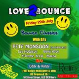 Lee Hodgson @ Love2Bounce 29th July 2016
