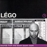Légo - Sounds From The Boom Boom Room