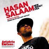 Hasan Salaam - Antidote EmCees Promo Mix