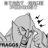 Start Game Podcast Episode 3: Rensored and Sponsored.