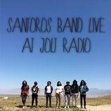 Santoros Band (Lolipop Records) live at Jolt Radio (Miami, FL)