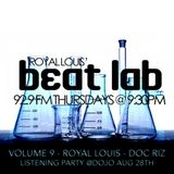 Beat Lab Volume 9 pt 1 - Royal Louis