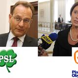 Rentgen Polityczny, 28.05: KŁOPOTEK (PSL), KIDAWA-BŁOŃSKA (PO) - fragment audycji