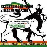 ektos zonis REGGAE.Radio show  5 hrs!!  30 aug  2012,. with special  tribute Dubmatix..