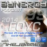The Jammer - Synergy 2014 Podcast 12 End Of Year Countdown [EPISODE 99]