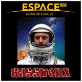eSpace Live! @ BASSWORX - Casa Latina, Dubai, UAE - 2015-08-28