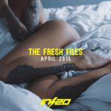 THE FRESH FILES - APRIL 2015