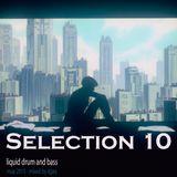 Selection 10 ME (May 2015 - Mixed by djjaq)