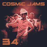 Cosmic Jams Vol.34