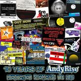 10 Years Of Andy Rise Production Showcase Mix
