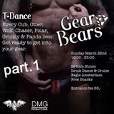 Gear Bears p.1 - at Eagle in Amsterdam by DJ Rafa Nunes 22/03/2015