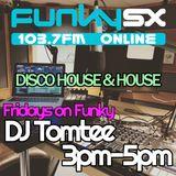 DJ Tomtee @ Radio Show (5th April 2019) Pt. 1 - Disco House/House/Classic House