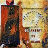 Breakbeat retro antiguo