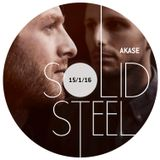 Solid Steel Radio Show 15/1/2016 Hour 1 - AKASE