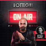 """Botteghi presents """"Botteghi ON AIR"""" - Episode 28 + GREGOR SALTO Guest Mix"""