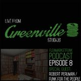 FleaMarket Funk Live From Greenville Studios Episode #8: Robert Perlman