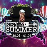 DJ Psyspace @ Key To The Summer DJ Set (31.05.2014)