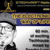 Sascha Luxx - The Electronic Way of Life 008