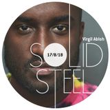Solid Steel Radio Show 17/8/2018 Hour 1 - Virgil Abloh
