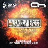 Trance All-Stars Records Pres. Escape From Silence #184