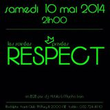 RESPECT n°2 may 10th, 2014 (Mucho Ivan & Attila B2B)