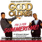 Good Ol' Days - Summertime Mix by ILL DJ