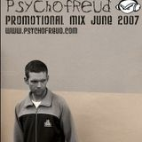 "PsychoFreud ""Promotional Mix June 2007"""