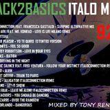Back2Basics Italo Mix 92 Tony Renzo
