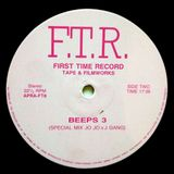 First Time Records - (Side B) Beeps 3