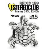 Estereoclub Radio Minimix - LeT Dj