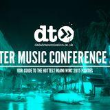 Atish B2B Hoj - live at Do Not Sit by the Ocean, Miami, WMC, MMW 2016 - 17-Mar-2016