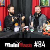 Multicast #84 : Un peu de Cyberpunk et de Dreamhack à Montréal!