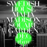 Swedish House Mafia - Madison Square Garden New York - 16.12.2012