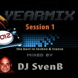 DJ SvenB - Yearmix 2012 Session 1 [the best in techno&trance]