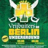 Praslea @ Vrijbuiters Go Berlin Underground Indoor Festival,Studio K - Amsterdam (03-04-2010)