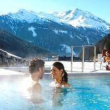 Skid-, natur- & nöjeseldoradot Bad Gastein, Österrike 2015-12-26